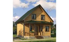 Дом из бруса Альтемьевск