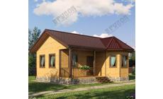 Дом из бруса Киров