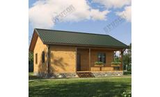 дом из бруса краснокамск
