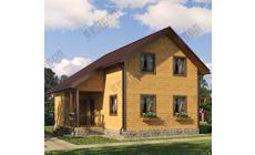 Дом из бруса Соликамск