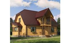 Дом из бруса Сыктывкар
